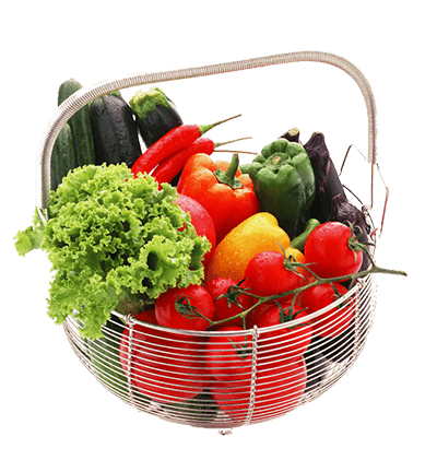 Comprar frutas y verduras a domicilio