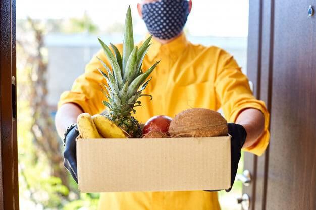 Fruta Verdura Reparto Particulares