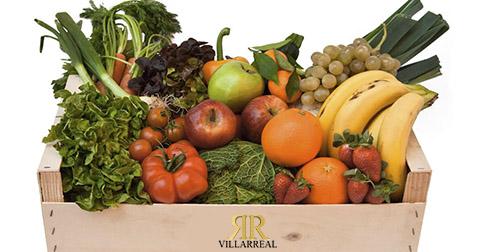 Fruta a domicilio en Valencia