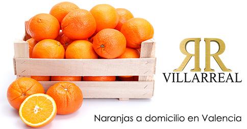 Naranjas a domicilio en Valencia