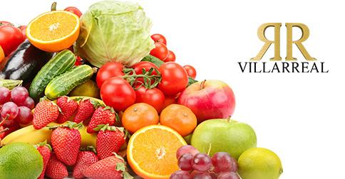 Repartidor de fruta en Valencia