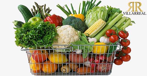 Envío de verdura a domicilio